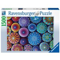 Puzzle 1500 one dot at a time 1500p - 26916365