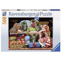 Puzzle 500 lanas