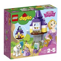 Torre de rapunzel duplo princess tm - 22510878