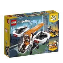 Dron de exploración lego creator