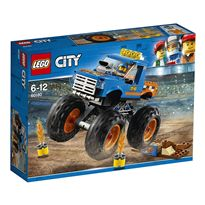 Camión monstruo city great vehicles