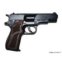 Pistola policia 8 tiros - 15100125