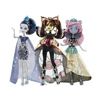 Monstruitas de monstruo york /monster high - 24508993