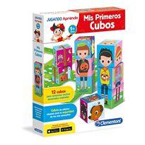 Aprende mis primeros cubos +2 años - 06655115