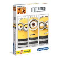 Puzzle 3 x 500 minions - 06639802