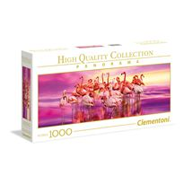 Puzzle 1000 flamingo dance