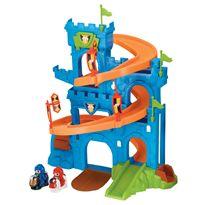 Siege castle playset.