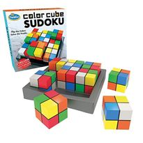 Color cubes sudoko