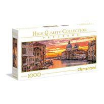 Puzzle 1000 el gran canal - venecia