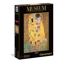 Puzzle 500 klimt: el beso
