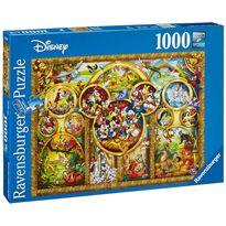 Puzzle 1000 temas disney - 26915266