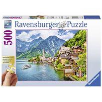 Puzzle 500 hallstatt