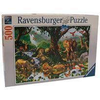 Puzzle 500 jungla