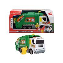 Camión reciclaje 30 cm c/luz y sonido - 91046002