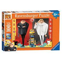 Puzzle gru, mi villano favorito 3 100 - 26910962