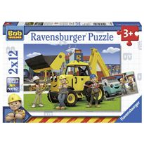 Puzzle bob el constructor 2 x12 - 26907604