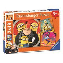 Puzzle gru, mi villano favorito 3 3 x49 - 26908016