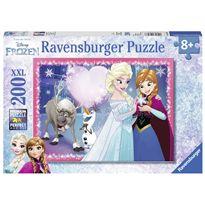Puzzle 200 frozen - 26912826