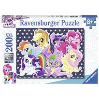Puzzle 200 my little pony, la película - 26912719