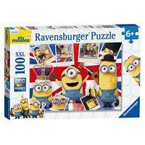 Puzzle minions 100 - 26910565