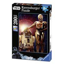 Puzzle 200 star wars - 26912723