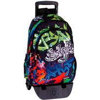 Mochila a.o. + trolley cmp freestyle - 75655335