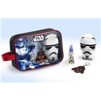 Neceser edt 25ml+gel 300 ml star wars - 55802624
