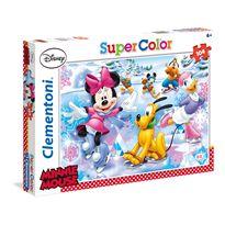 Puzzle 104 minnie - 06627953