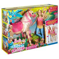 Barbie y su caballo bailarin