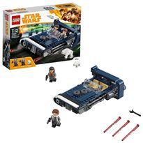 Lego speeder terrestre de han solo star wars