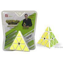 Cubo magico 10 cm. piramide