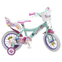 "Bicicleta 14"" shimmer and shine"