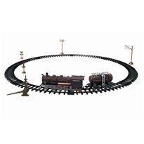 Circuito tren 225cm con luz y sonido - 87889816