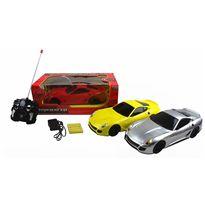 Vehiculo rc 1:64 con batería y cargador 3 colores - 87873913(1)
