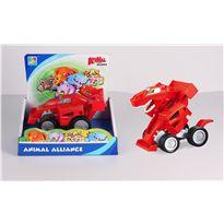 Coche transformer dinosaurio 15,5 cm - 87884243