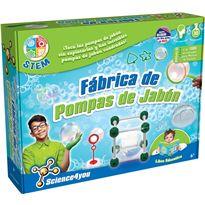 Fabrica de pompas de jabon - 49560436