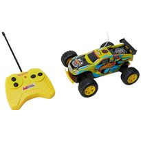 Coche rc hot wheels rock monster - 25263339