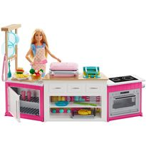 La cocina de barbie superchef - 24562609