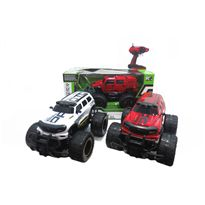 4x4 off road 1:10 rc c/cargador 2 colores surt - 97223688