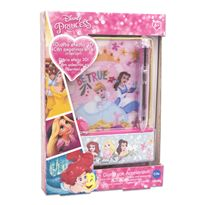 Diario con accesorios princesas - 30541433