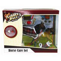 Set 2 caballos con accesorios - 89814331