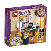 Dormitorio de andrea lego friends
