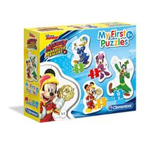Puzzle 3-6-9-12 mickey - 06620807