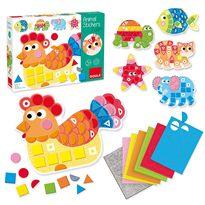 Animal sticker foam - 09553149