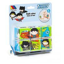 Puzzle de baño superheroes - 26517742