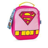Bolsa térmica porta alimentos supergirl - 26517782