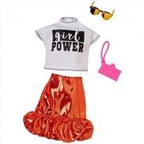 Barbie moda -look completo - 24558860