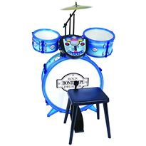 Bateria 4 pzas. drum set tutor - 07925602