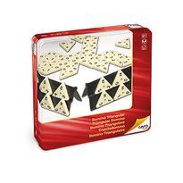 Metal box domino triangular - 19300754