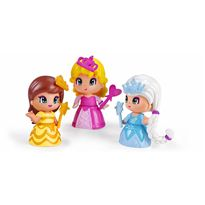 Pinypon. pack 3 princesas - 13004865
